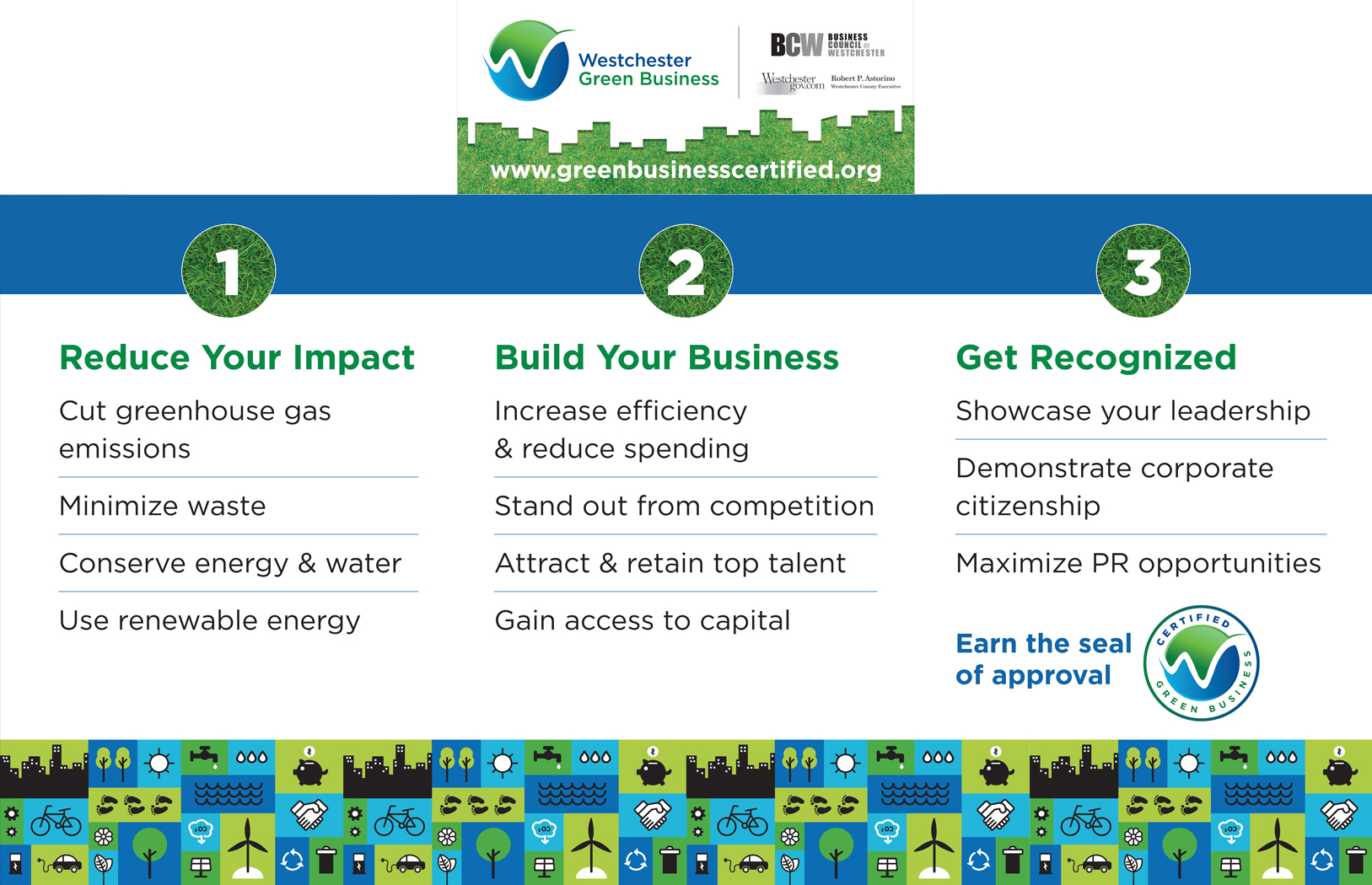 Westchester Green Business