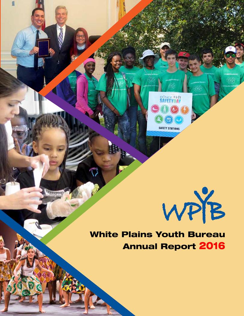 White Plains Youth Bureau
